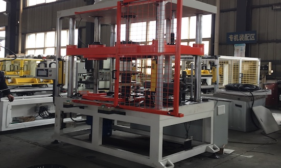 Machines for all production line-Case-Misr Trading